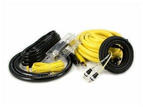 Hollywood CCA-20 - zestaw kabli do wzmacniacza