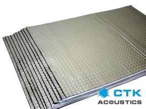 CTK Acoustics 3.6 Pack / 3,50m2 - mata tłumiąca