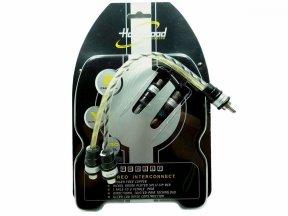 Hollywood PRO-21F - rozdzielacz kabli RCA
