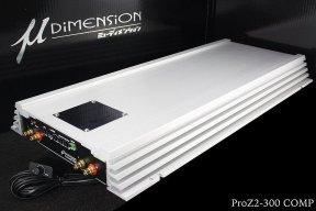 u-Dimension ProZ 2-300 - wzmacniacz samochodowy