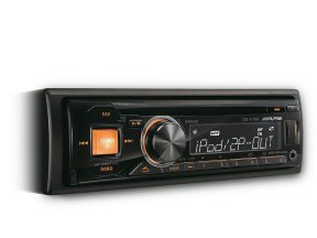 Alpine CDE-171RM - radioodtwarzacz