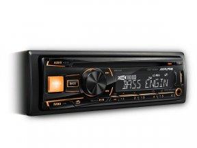 Alpine CDE-180RM - radioodtwarzacz