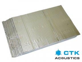 CTK Acoustics 2.5 Pack / 4,20m2 - mata tłumiąca
