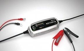 CTEK MXS-5.0 - ładowarka akumulatorów