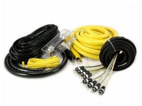 Hollywood CCA-40 - zestaw kabli do wzmacniacza