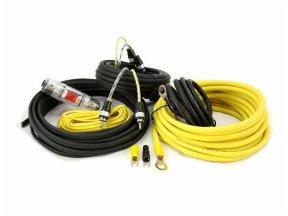 Hollywood PRO-28 - zestaw kabli OFC do wzmacniacza