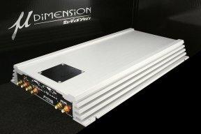 u-Dimension ProZ 4-200 - wzmacniacz samochodowy