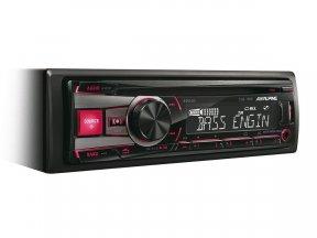 Alpine CDE-190R - radioodtwarzacz samochodowy