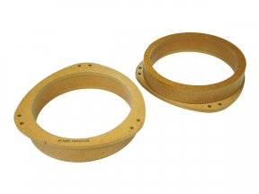 Opel Astra 1/2, Vectra A/B - P165.35 dystanse MDF