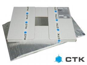 CTK Practic 2.0 Pack /15szt. 5,25m2 - mata tłumiąca