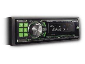 Alpine CDE-9880R - radioodtwarzacz