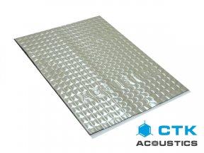CTK Acoustics 2.5 M2 /1szt. 25x34cm - mata tłumiąca