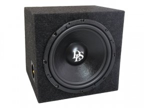 DLS W312 BassBox - subwoofer pasywny