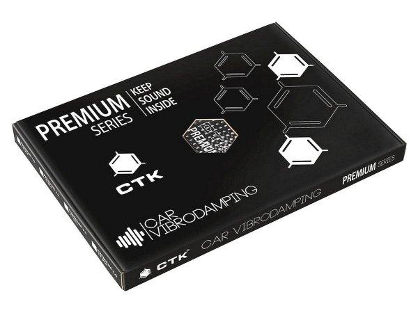 CTK Premium 4.0 Box - mata tłumiąca, 10szt./1,85m2