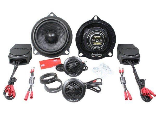 u-Dimension EL Comp 4B - głośniki do BMW