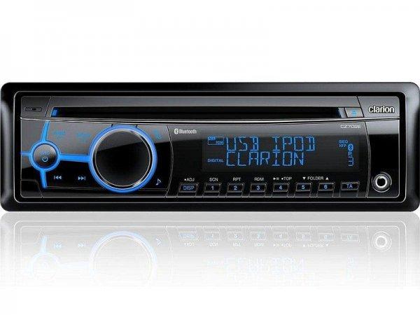Clarion CZ-702E - radioodtwarzacz