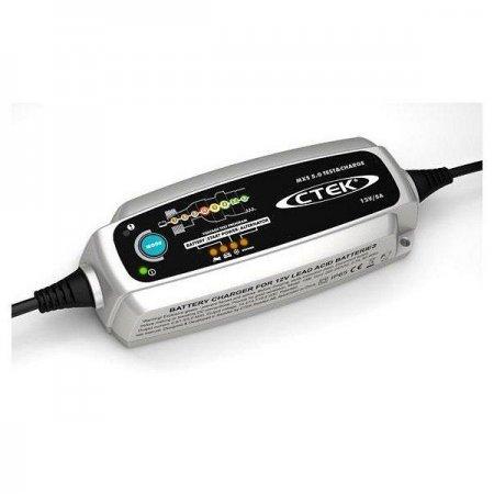 CTEK MXS-5.0 Test-Charge - ładowarka akumulat.