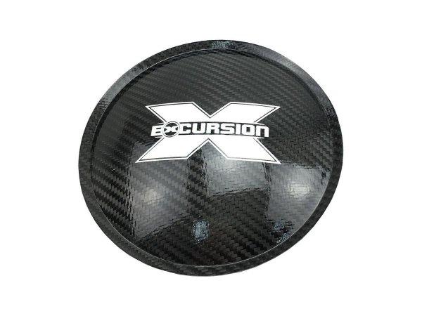 Excursion MXT.v2 DUSTCAP - karbonowa nakładka