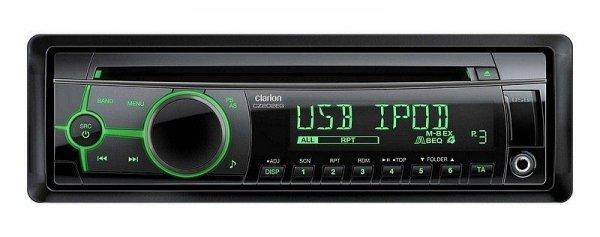Clarion CZ-202EG - radioodtwarzacz