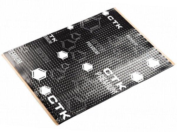 CTK Premium 4.0 mm - mata tłumiąca 37x50cm, 1szt.