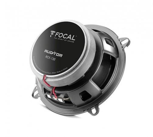 Focal RCX-130 - współosiowe głośniki samochodowe